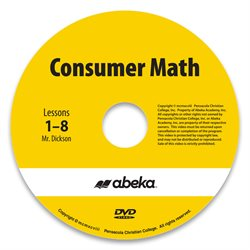 Consumer Math DVD Monthly Rental