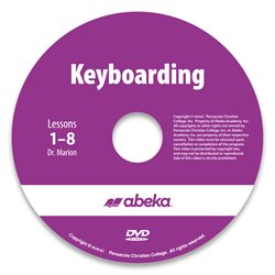 Keyboarding DVD Monthly Rental