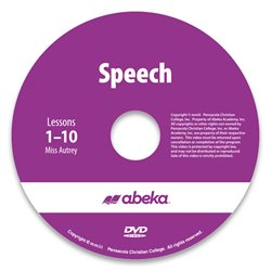 Speech DVD Monthly Rental