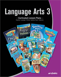 Language Arts 3 Curriculum Lesson Plans