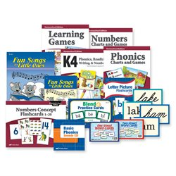K4 Complete Parent Kit (Cursive)