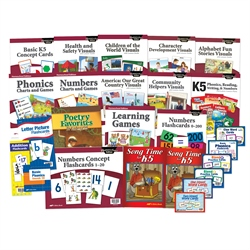 K5 Complete Parent Kit (Cursive)