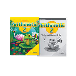 Grade 2 Arithmetic Child Kit