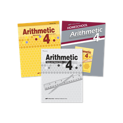 Grade 4 Arithmetic Parent Kit