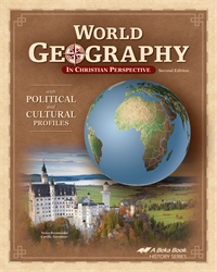 World Geography in Christian Perspective Digital Textbook