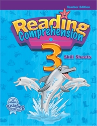 Reading Comprehension 3 Teacher Edition—New