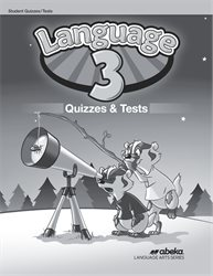 Language 3 Quiz and Test Book—Revised