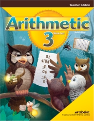 Arithmetic 3 Teacher Edition—Revised