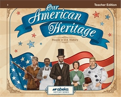 Our American Heritage Teacher Edition—Revised