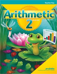 Arithmetic 2 Teacher Key—New