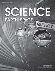 Science: Earth and Space Quiz Key—Revised