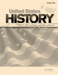 United States History: Heritage of Freedom Answer Key—Revised