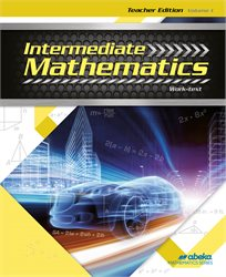 Intermediate Mathematics Teacher Edition Volume 1—New