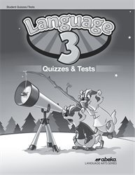 Language 3 Quiz and Test Book —Revised (Unbound)