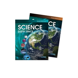 Science: Earth and Space Teacher Edition Volumes 1 and 2—Revised