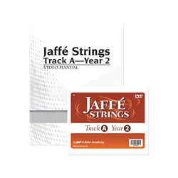 Jaffe Strings Track A Year 2 Teacher Kit
