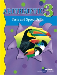 Arithmetic 3 Tests and Speed Drills