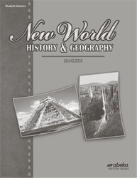 New World History and Geography Quiz Book