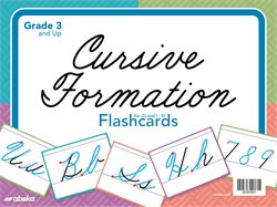 Cursive Formation Flashcards—New