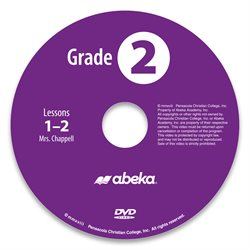 Grade 2 DVD Monthly Rental—Revised Course