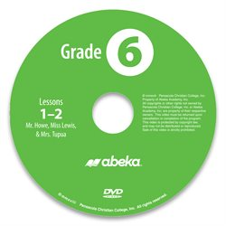 Grade 6 DVD Monthly Rental—Revised Course