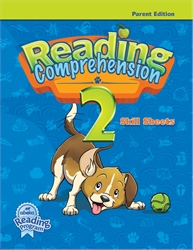 Reading Comprehension 2 Skill Sheets Parent Edition—New