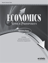 Economics Quiz and Test Book—Revised