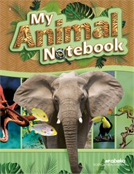 My Animal Notebook —New (Unbound)