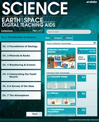 Science: Earth and Space Digital Teaching Aids