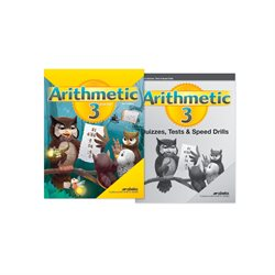 Grade 3 Arithmetic Child Kit—Revised