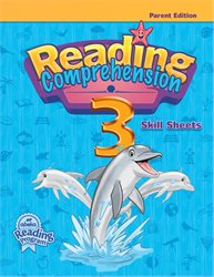 Reading Comprehension 3 Skill Sheets Parent Edition—New