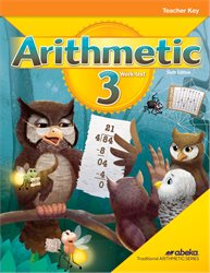 Arithmetic 3 Teacher Key—Revised