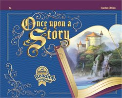 Once upon a Story Teacher Edition—New