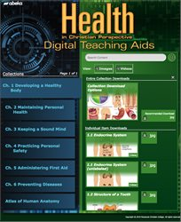 Health in Christian Perspective Digital Teaching Aids