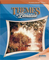 Themes in Literature Teacher Edition Volume 1—Revised