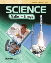 Science: Matter and Energy Teacher Edition Volume 1—Revised