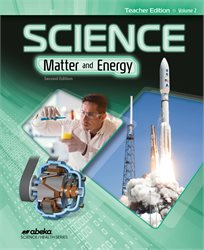 Science: Matter and Energy Teacher Edition Volume 2—Revised