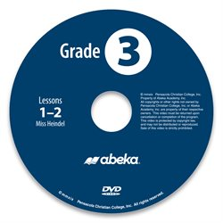 Grade 3 DVD Monthly Rental—Revised