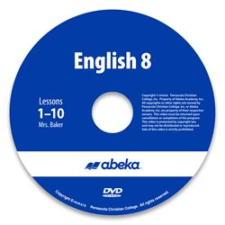 English 8 DVD Monthly Rental—Revised