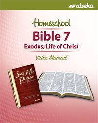 Bible 7 Video Manual—Revised