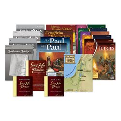 Bible 8 Teacher Kit