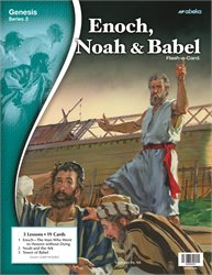 Enoch, Noah, and Babel Flash-a-Card—Revised