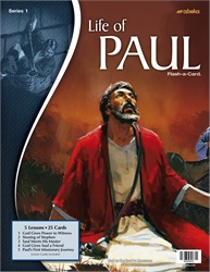 Life of Paul Series 1 Flash-a-Card—Revised