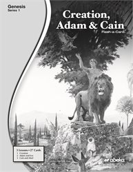 Creation, Adam, and Cain Lesson Guide—Revised
