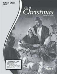 First Christmas Lesson Guide—Revised