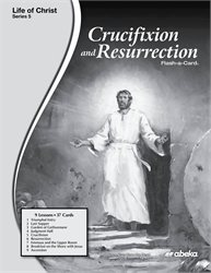Crucifixion and Resurrection Lesson Guide—Revised