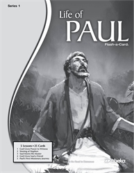 Life of Paul Series 1 Lesson Guide—Revised