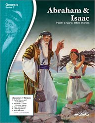 Abraham and Isaac Flash-a-Card Bible Stories—Revised