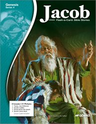 Jacob Flash-A-Card Bible Stories—Revised