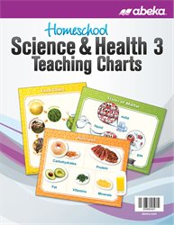 Homeschool Science and Health 3 Teaching Charts
